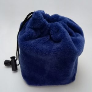 cube bag blue