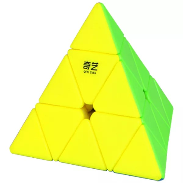 how to fix a pyraminx