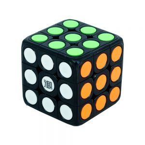 kungfu dot cube black