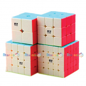 QIYI 4 CUBES BUNDLE #2 1