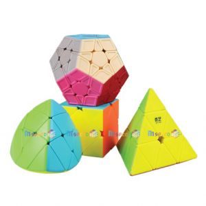 QIYI 4 CUBES BUNDLE #4 1