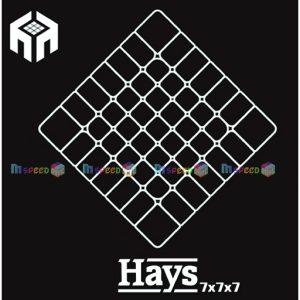 YUXIN HAYS 7X7 (1)