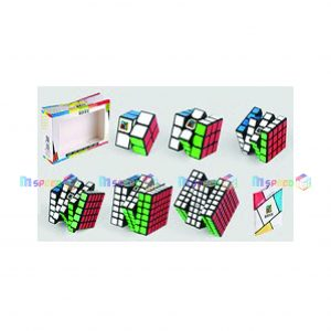 MOFANGJIAOSHI GIFT PACKING WITH 6 CUBES (1)