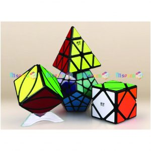 QIYI 4 CUBES BUNDLE #3 (1)