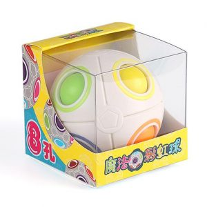 moyu rainbow ball mini